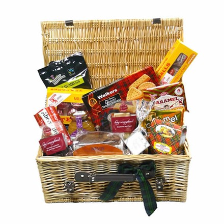 Sweet Toothed Gift Basket