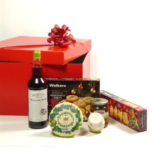 Gigha Christmas Hamper