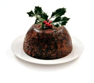 Scottish Gluten free Christmas pudding