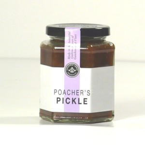 Scottish Poacher's Pickle