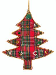 Scottish Christmas Tree