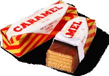 Tunnocks Caramel Wafer