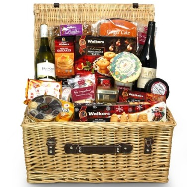 Luxury Scottish Christmas Hamper