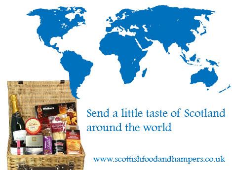 Scottish Food and Hampers Blog