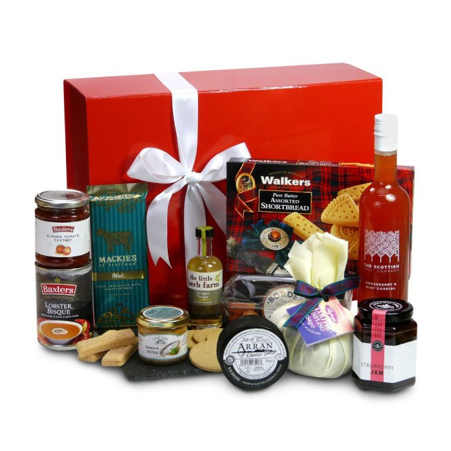 Fort William Gift Box Selection