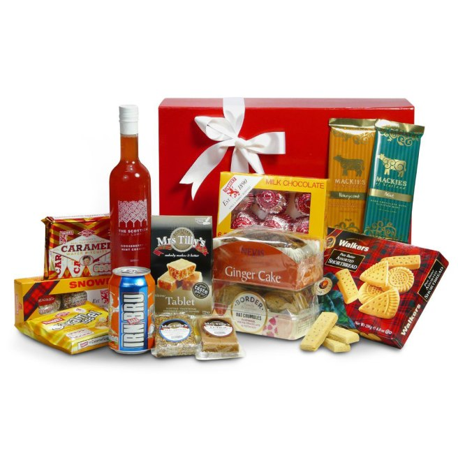 Sweet Toothed Gift Hamper
