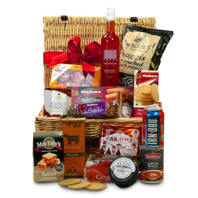 Christmas Hamper Ideas.Alcohol Free Gift Hamper Ideas Perfect For The Family