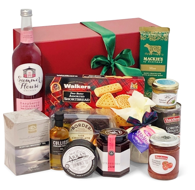 Fort William Scottish Hamper, Shop Now